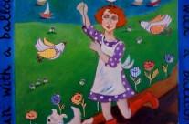 """""""Run with a Balloon by Holly Wojahn"""""""