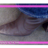 Boots vs Pink