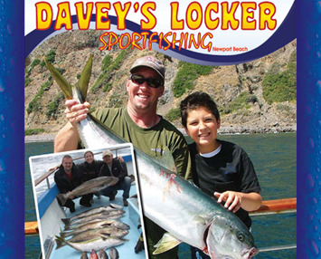 Fitness and adventures for Davey s locker fishing report